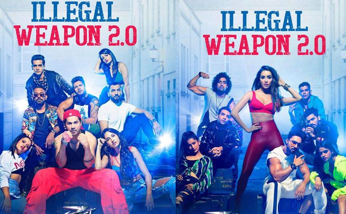 Illegal Weapon 2 0 Song Teaser From Street Dancer 3d Shraddha