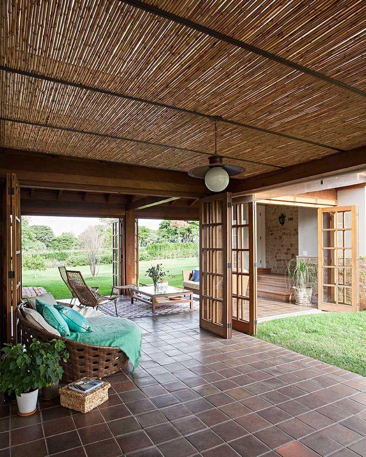 Casa de Campo Rústica | Casa de Valentina #casasrusticasmadeira