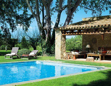 piscinas casa veraneo | Piscinas más sanas · ElMueble.com · Casa sana