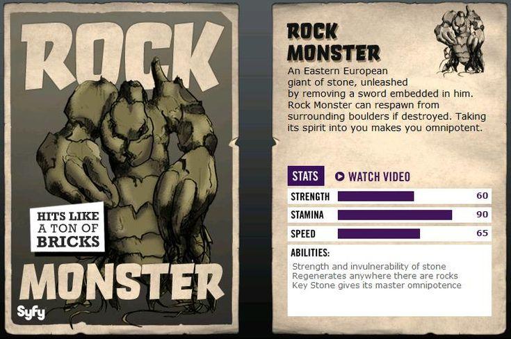 SciFi Channel March Monster Madness - Tars Tarkas.NET - Movie ...