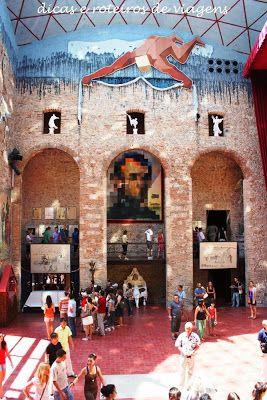 Museu Salvador Dali - Figueres - Espanha