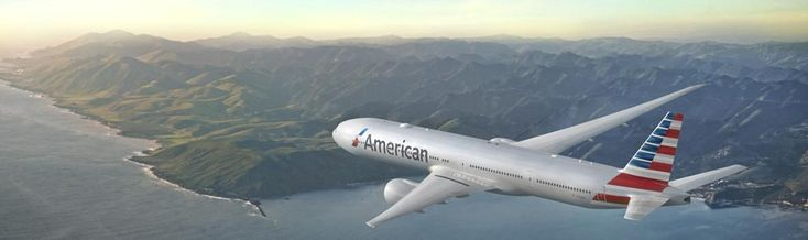 Boeing 777-300ER − Planes − American Airlines