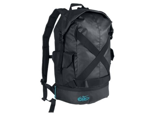 Getting ready for BCN. Our new Nike 6.0 Lancaster backpack will help us carry our stuff