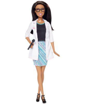 Mattel's Barbie Eye Doctor Doll
