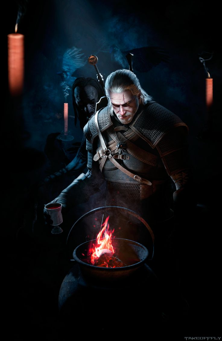 The Witcher 3: Wild Hunt - Blood and Wine by TakeOFFFLy on ...