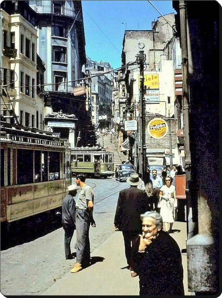 Karakoy, 1952