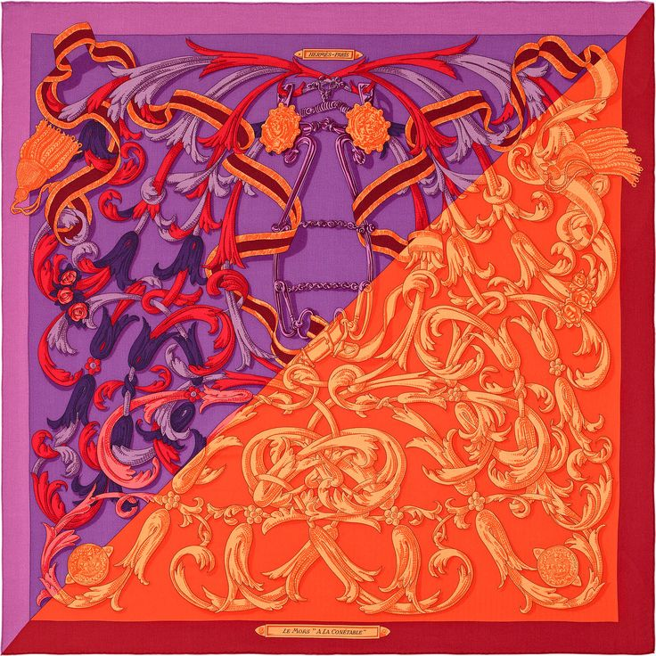 Ber ideen zu hermes schals auf pinterest hermes - Hermes tuch binden ...