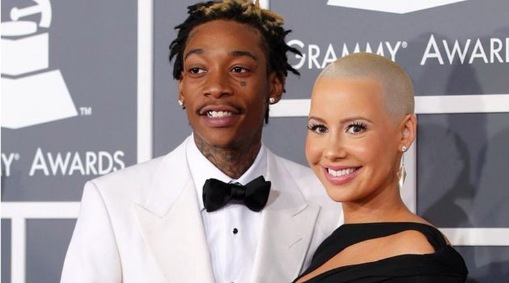 Amber Rose 'co-parenting' with Wiz Khalifa