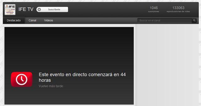 El Debate Presidencial de México en vivo por YouTube - Chilanga Banda #Mexico
