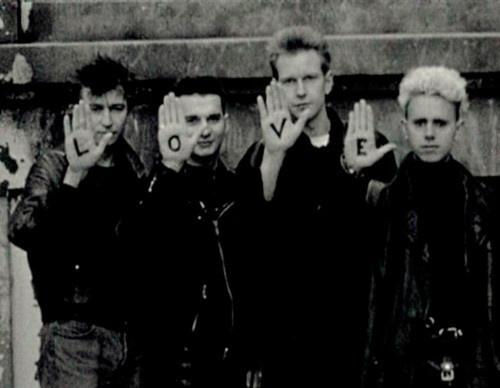 Depeche Mode. Strange highs and strange lows.