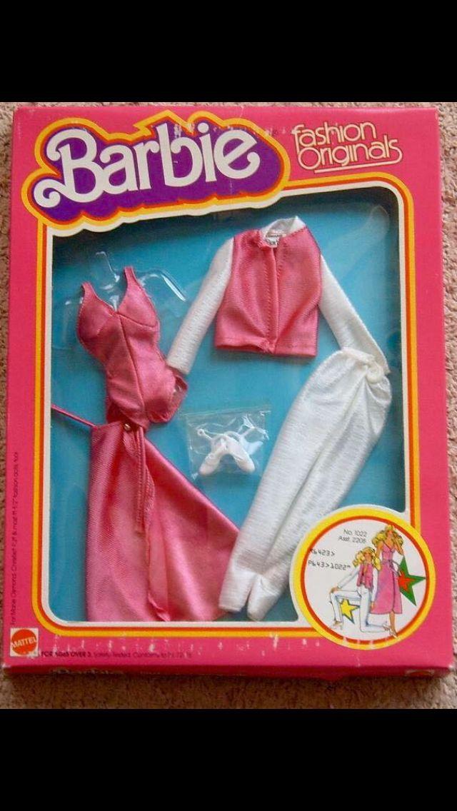 1979 Barbie - Fashion Originals #