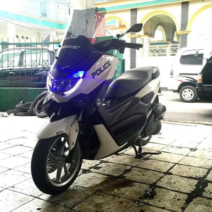 NMax Geba Police