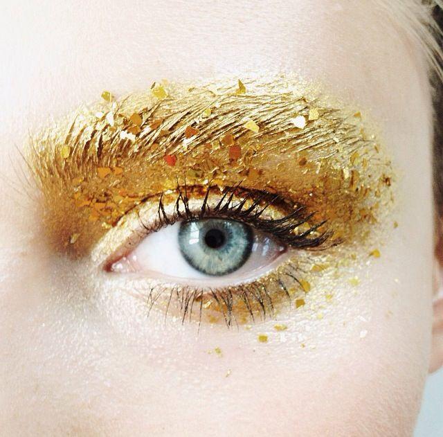 Gold leaf | Beautyisboring.com