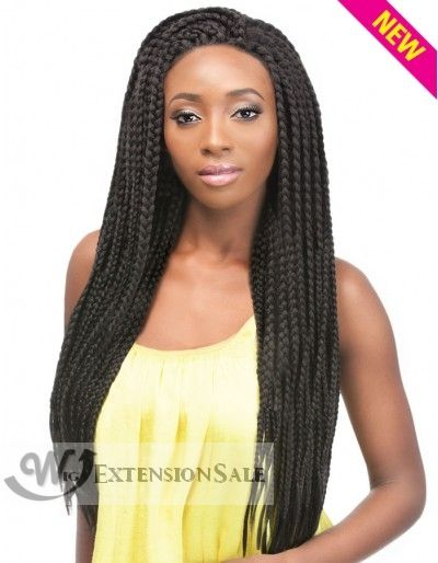 Wig Extension Sale - Outre lace front braided wig BOX BRAID LARGE, $79.99 (http://www.wigextensionsale.com/products/outre-lace-front-braided-wig-box-braid-large.html)