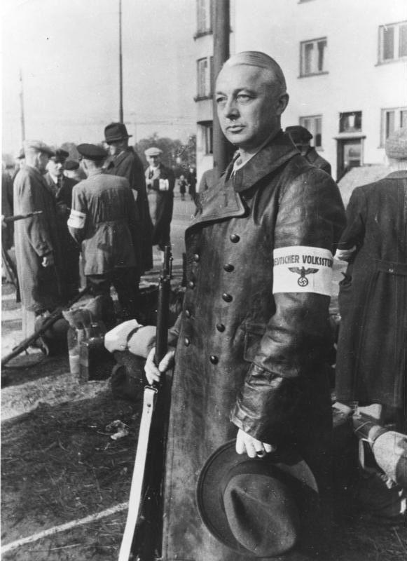 Jeans History: World War II