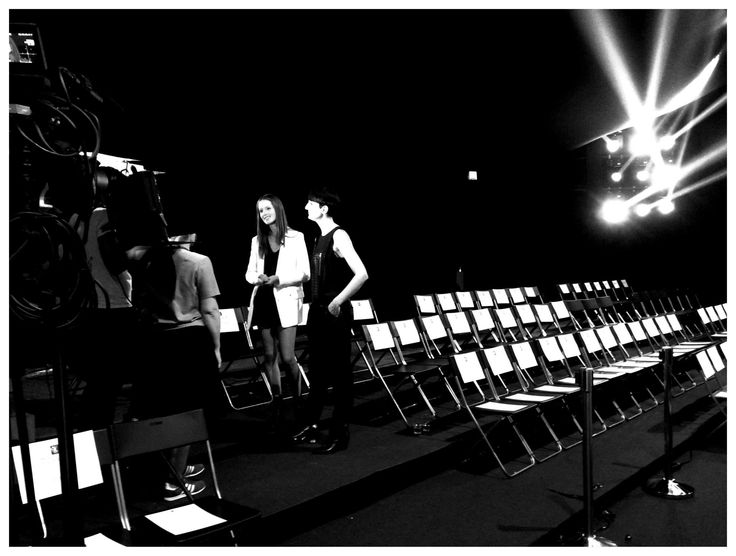 #tigerofsweden #fashionshow #ss14 #behindthescenes