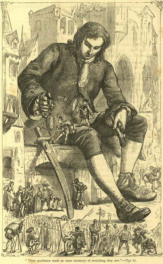 Jonathan Swift's Gulliver's Travels, and the Depravity of the Human Animal
