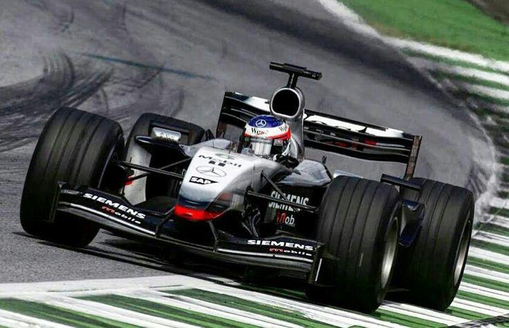 West McLaren Mercedes                         No.6 Kimi RAIKKONEN                     McLaren MP4-17D                               Mercedes-Benz FO110P NA3.0L V10 Michelin