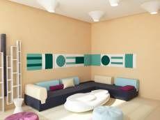 Kid's bedroom - version 1