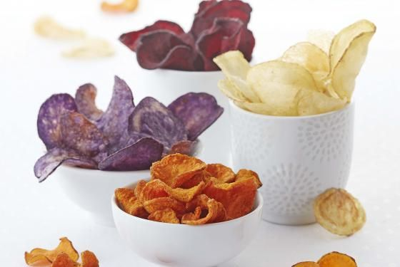 Chips de légumes Cooking Chef Gourmet