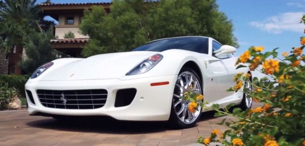 Floyd Mayweather's 'Outrageous' Car Collection! Hit the pic to see the video!