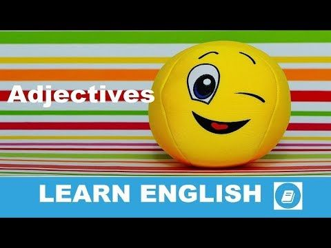 Adjectives 4 - Vocabulary Flashcards