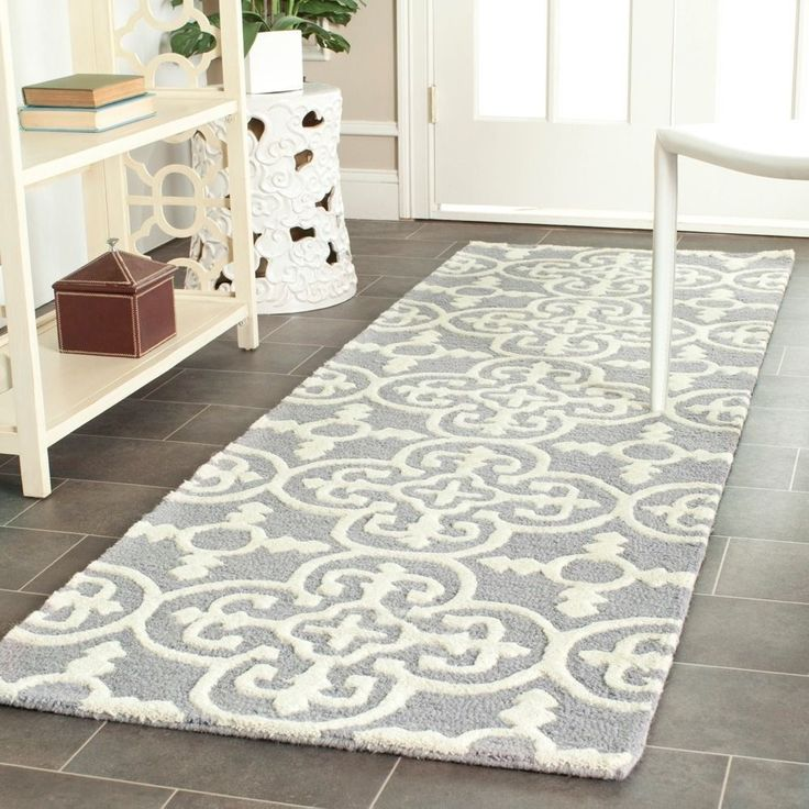 Luxury Hall Runner Rug