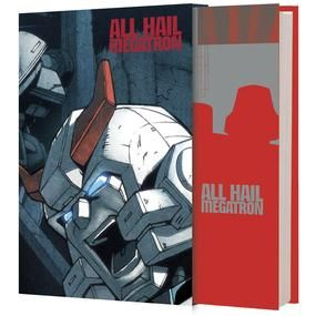 [Transformers: All Hail Megatron (Deluxe Edition Hardcover) (Product Image)]