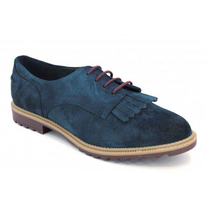 Clarks Griffin Mabel Zapatos Casual con cordones para Mujeres