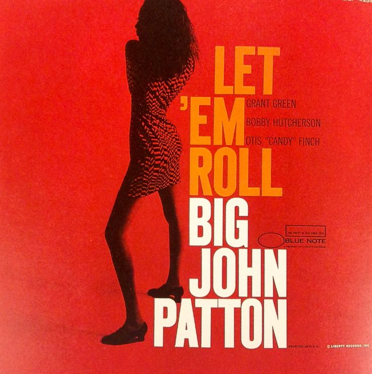 Big John Patton -- Let 'Em Roll