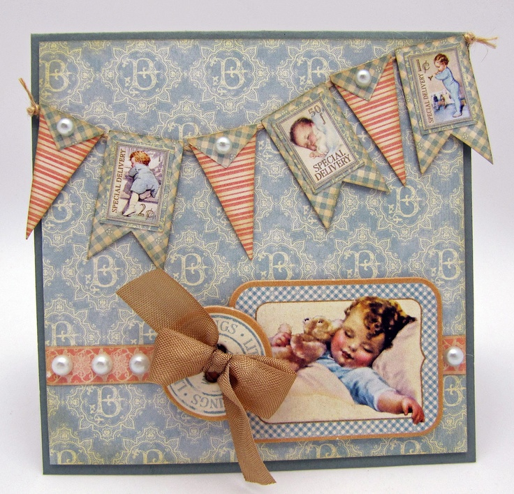 Explore. Dream. Discover.: Ribbon Inspiration-Stamp Simply Style-SWEET BABY