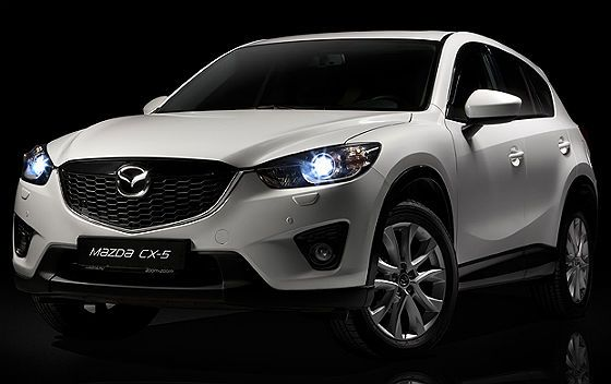 One lucky winner will drive home a 2016 Mazda CX-5 GT with ...