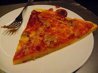 glutenvrijemama: Glutenvrije pizza