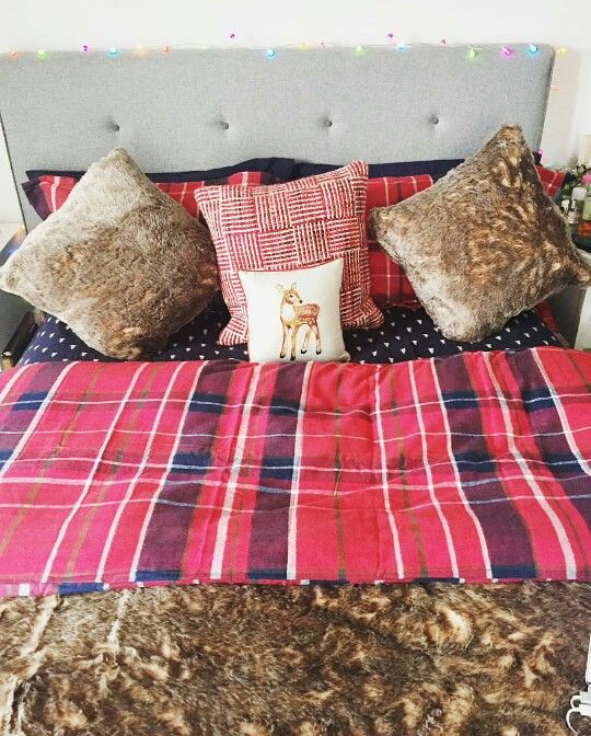Zoella winter bedding found on her instagram