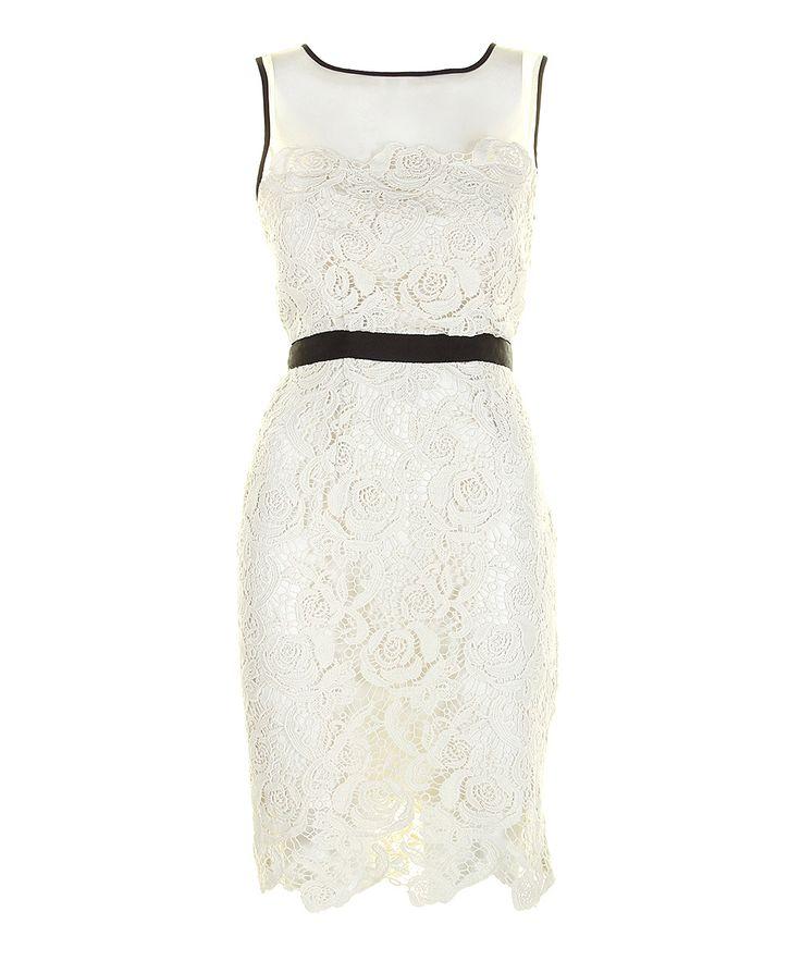 Pearl Silk Dress