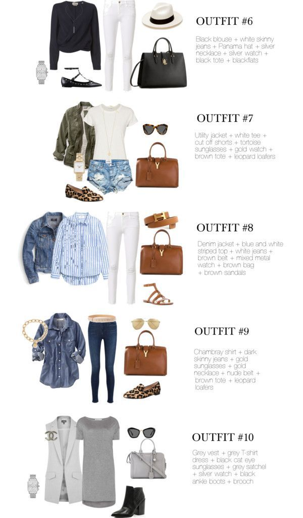 5a78e407088 10 Late Summer Look Ideas. See the other 5 chic outfit ideas by clicking on  the picture!