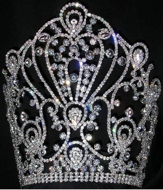 Pageant Crowns and Tiaras | Posts related to Pageant Tiara Finely Crafted Design…