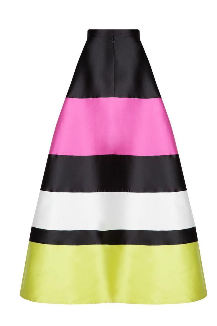 Коническая юбка-макси Lublu Kira Plastinina 17-14-17572-LU-29