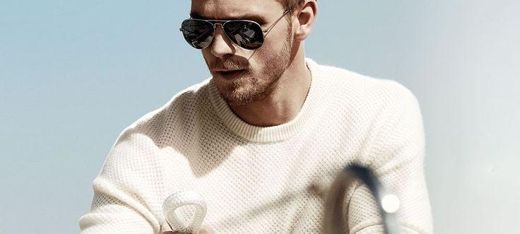 10 Of The Best Aviator Sunglasses For Men - http://www.fashionbeans.com/2016/best-aviator-sunglasses-for-men/