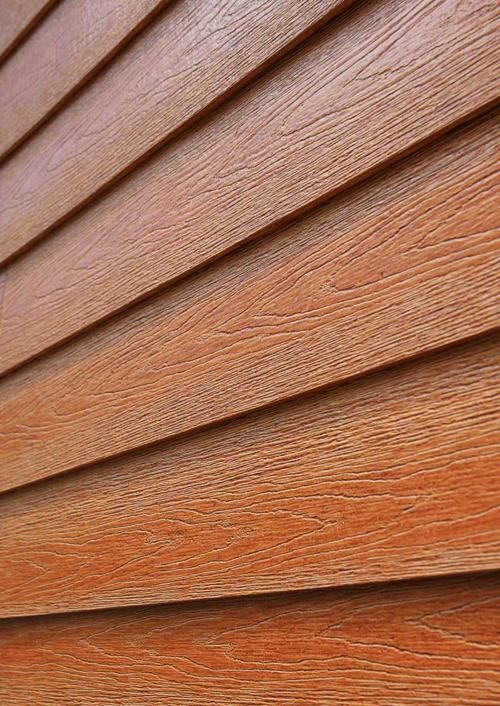 1000 ideas about composite siding on pinterest for Synthetic wood siding