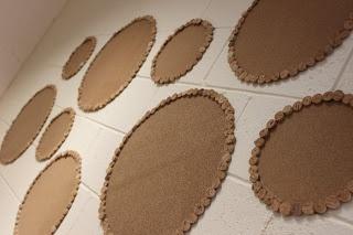 delicateCONSTRUCTION: Wine Cork Framed Cork Boards