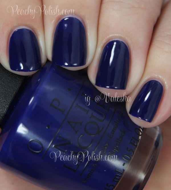 Blue Nail Polish The Block: 25+ Best Ideas About Opi Blue Nail Polish On Pinterest