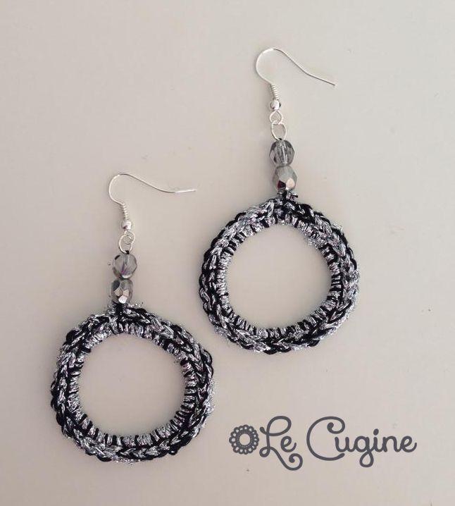 #cerchi #handmade #nome #frase #personalizzata #fattoamano #uncinetto #crochet #creazioni
