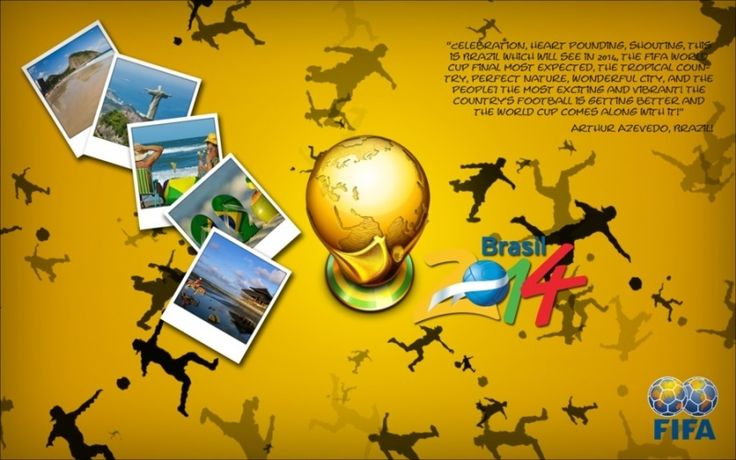 FIFA Football World Cup 2014 Art Showing Love, Hatred & More…