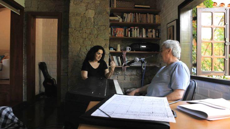 Olívia & Francis Hime em Almamúsica