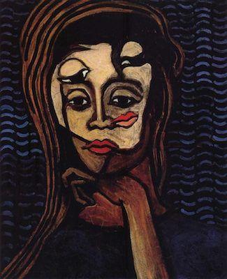 Figure, par Francis Picabia
