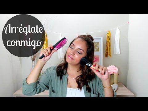 ARRÉGLATE CONMIGO (Maquillaje y Peinado) - Marcela Lince - YouTube