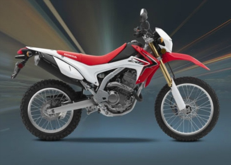 View more details online of Honda CRF 250L Bike.