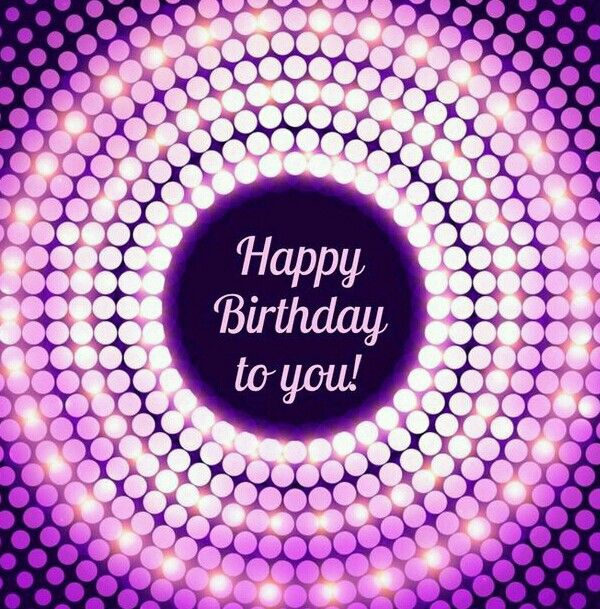 Happy Birthday Love Purple ~ Best images about birthday wishes on pinterest happy