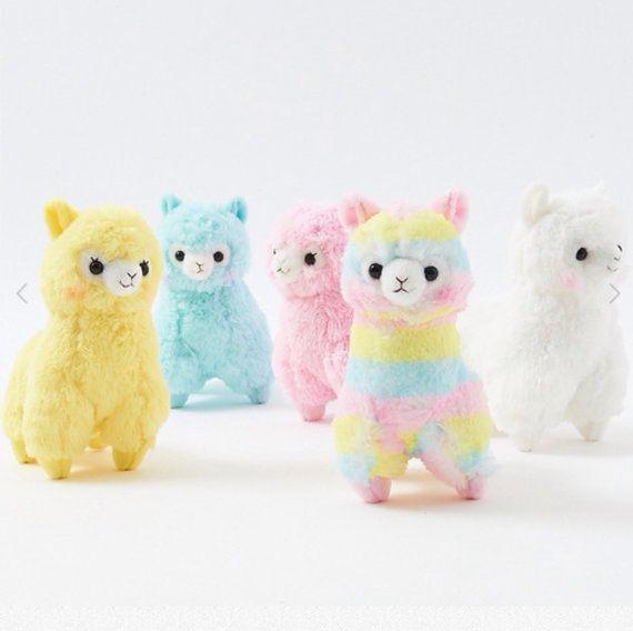 Alpacasso Plushies/ Alpaca Plush
